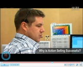 Action Selling In Action and Supply Chain Services